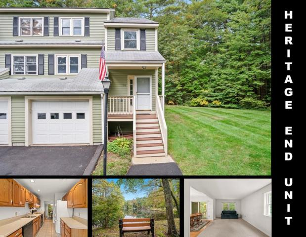 228 Heritage Dr #228, Northbridge, MA 01588 (MLS #72407728) :: Hergenrother Realty Group