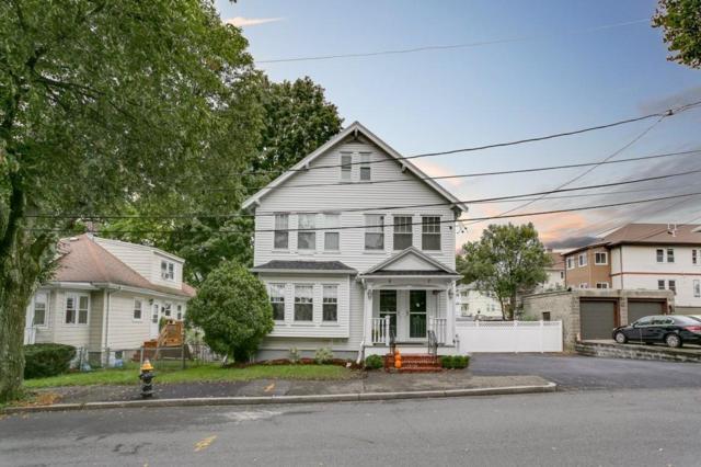 7-9 Thurlow St #1, Boston, MA 02132 (MLS #72407996) :: Local Property Shop