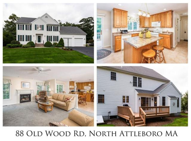 88 Old Wood Rd, North Attleboro, MA 02760 (MLS #72408019) :: Anytime Realty