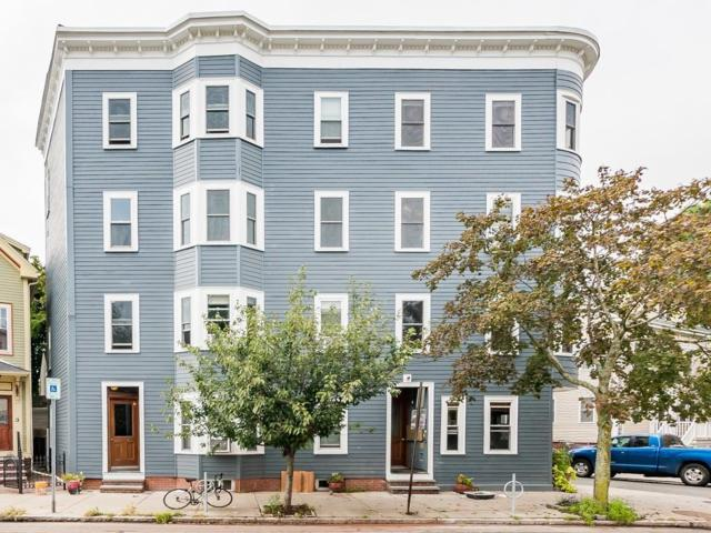 100-A Hampshire St #3, Cambridge, MA 02139 (MLS #72408125) :: ALANTE Real Estate
