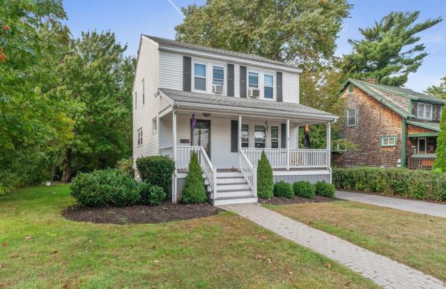1219 Washington St., Braintree, MA 02184 (MLS #72408221) :: ALANTE Real Estate