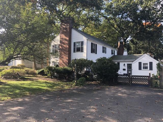 25 Wildwood Ave, Braintree, MA 02184 (MLS #72408362) :: ALANTE Real Estate