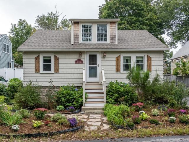 102 Morningside Path, Weymouth, MA 02189 (MLS #72408524) :: Mission Realty Advisors