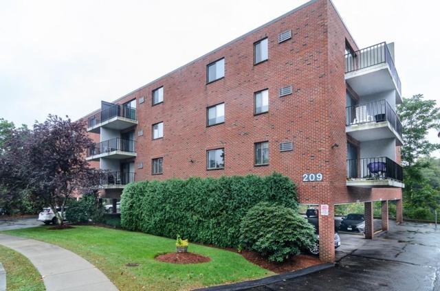 209 Riverview Avenue #36, Newton, MA 02466 (MLS #72408565) :: Local Property Shop