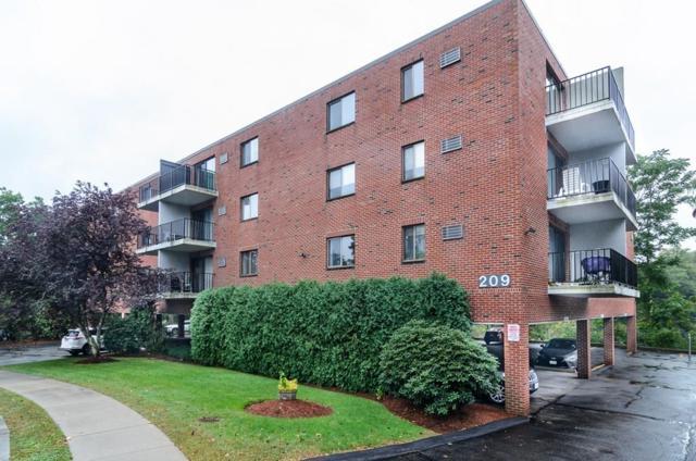 209 Riverview Avenue #37, Newton, MA 02466 (MLS #72408567) :: Local Property Shop