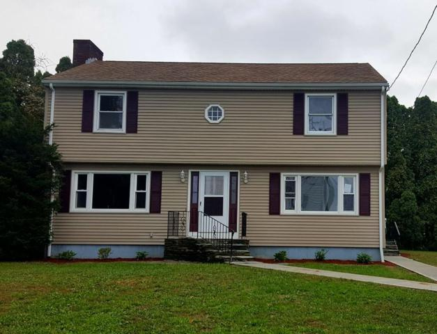 45 Baird St, Fall River, MA 02721 (MLS #72408640) :: Local Property Shop