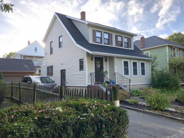 108 Greaton Rd, Boston, MA 02132 (MLS #72408669) :: Local Property Shop