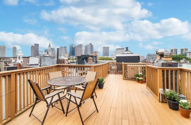 15 Charter St #5, Boston, MA 02113 (MLS #72408713) :: Commonwealth Standard Realty Co.
