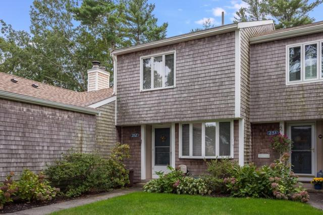 252 Seaward Bend #252, Falmouth, MA 02536 (MLS #72408722) :: Mission Realty Advisors