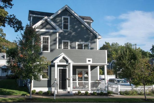354 Upham St #4, Melrose, MA 02176 (MLS #72408849) :: Local Property Shop