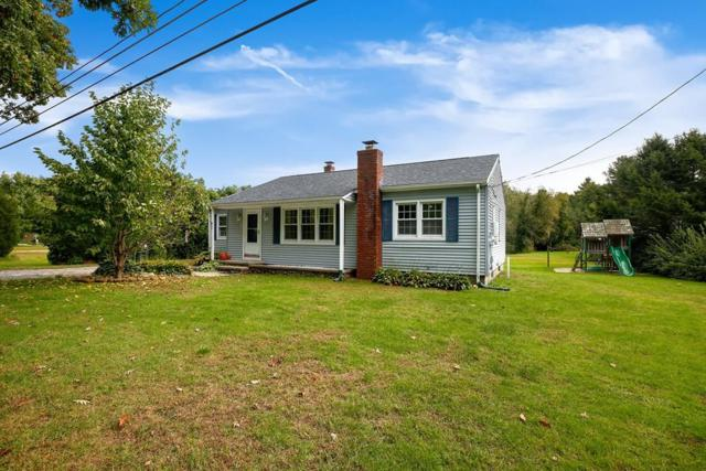 65 Barnett Rd, Sutton, MA 01590 (MLS #72408877) :: Hergenrother Realty Group