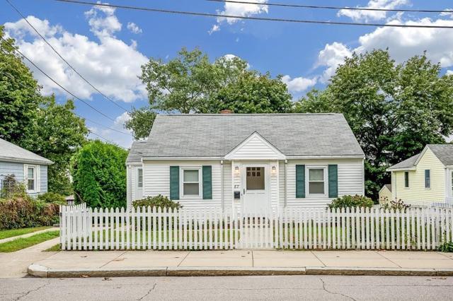87 Hallron St, Boston, MA 02136 (MLS #72408961) :: Welchman Real Estate Group | Keller Williams Luxury International Division