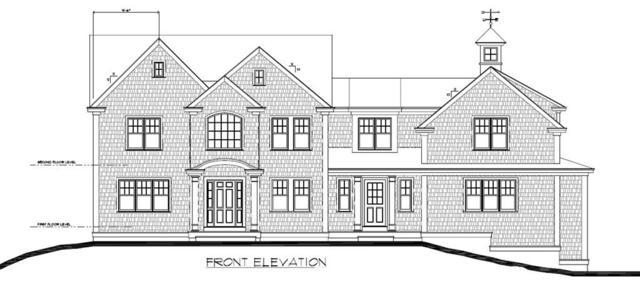 80 lot B Howe Road, Cohasset, MA 02025 (MLS #72408971) :: Keller Williams Realty Showcase Properties
