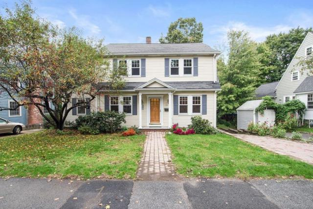 75 Virginia Road, Waltham, MA 02453 (MLS #72408987) :: Westcott Properties