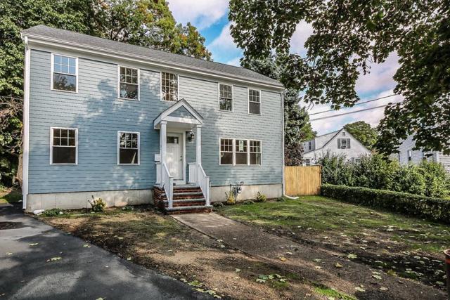 14 Westmoor Circle, Boston, MA 02132 (MLS #72409185) :: Local Property Shop