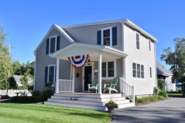 9 Franklin Street, Dartmouth, MA 02748 (MLS #72409229) :: Westcott Properties