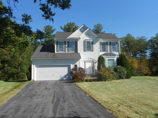 8 Eagle Rock Terrace, Grafton, MA 01560 (MLS #72409293) :: Vanguard Realty