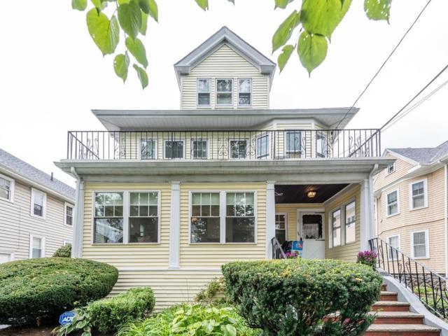 58 Trowbridge Streeet #58, Arlington, MA 02474 (MLS #72409332) :: Local Property Shop