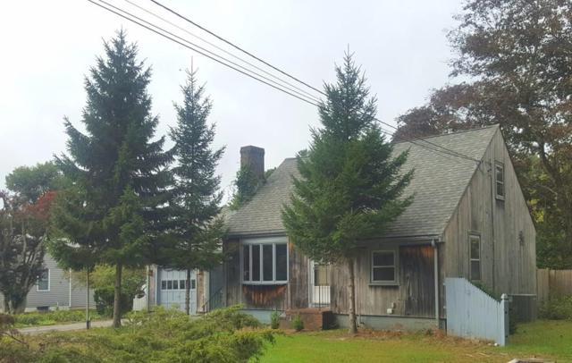 393 Turnpike Street, Easton, MA 02375 (MLS #72409403) :: ALANTE Real Estate