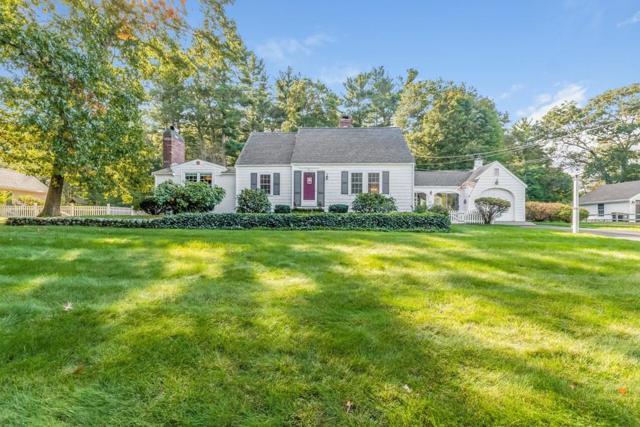 33 Oak Street, Norwell, MA 02061 (MLS #72409454) :: Keller Williams Realty Showcase Properties