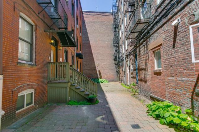 4 N Bennet Ct. #3, Boston, MA 02113 (MLS #72409456) :: Driggin Realty Group