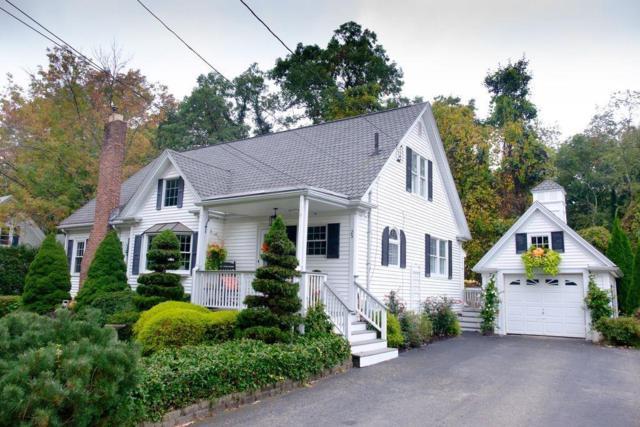 25 Totnes Rd, Braintree, MA 02184 (MLS #72409460) :: Keller Williams Realty Showcase Properties