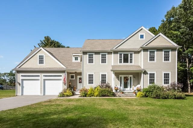 1651 Canton Ave, Milton, MA 02186 (MLS #72409557) :: Keller Williams Realty Showcase Properties
