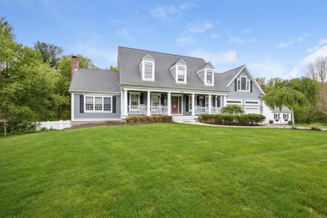 245 Bay Rd, Easton, MA 02356 (MLS #72409646) :: ALANTE Real Estate