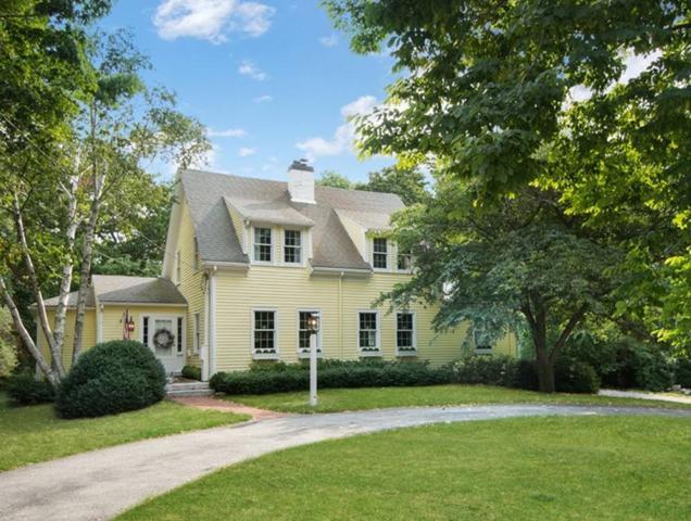 324 South Main Street, Cohasset, MA 02025 (MLS #72409651) :: Keller Williams Realty Showcase Properties