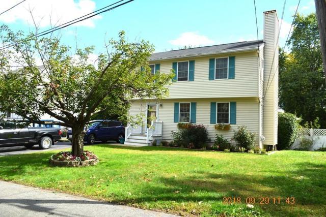 23 Huntress Ave, Methuen, MA 01844 (MLS #72409724) :: Local Property Shop