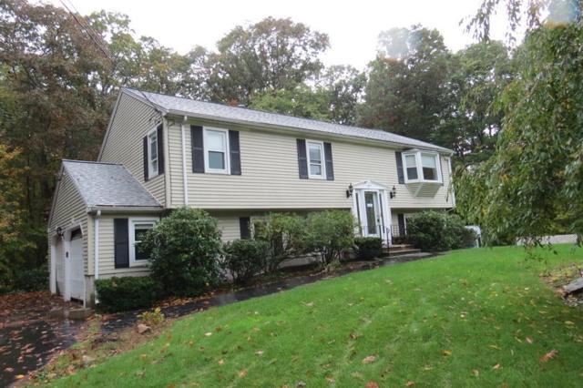 109 Rockland St, Easton, MA 02356 (MLS #72409883) :: ALANTE Real Estate
