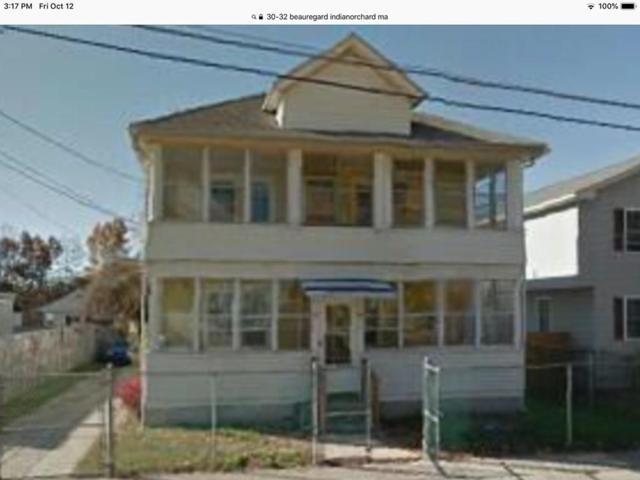 30-32 Beauregard Street, Springfield, MA 01151 (MLS #72409936) :: ALANTE Real Estate