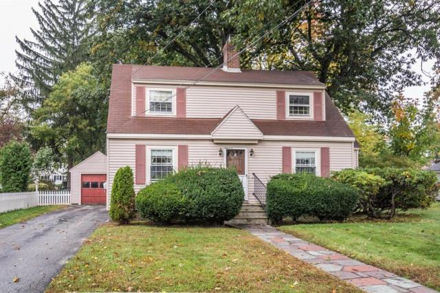 44 Frothingham St, Lowell, MA 01852 (MLS #72410034) :: Local Property Shop