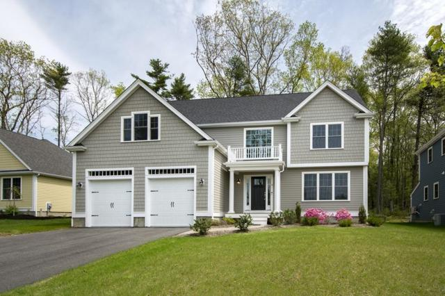 4 Hillcrest Circle #23, Norwell, MA 02061 (MLS #72410035) :: Keller Williams Realty Showcase Properties