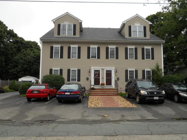 65 Court St #2, Whitman, MA 02382 (MLS #72410079) :: Keller Williams Realty Showcase Properties