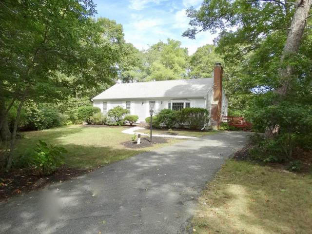 92 Partridge Valley Road, Yarmouth, MA 02673 (MLS #72410228) :: The Goss Team at RE/MAX Properties