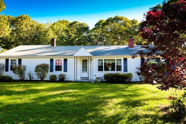 7 Fir Ln, Yarmouth, MA 02664 (MLS #72410301) :: ALANTE Real Estate