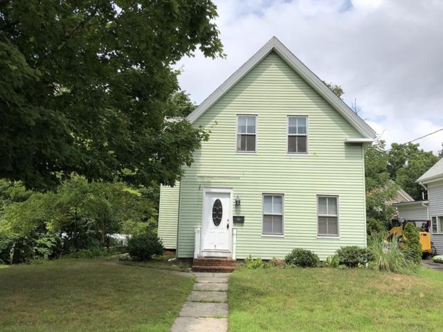 57 Williams St, Easton, MA 02356 (MLS #72410508) :: ALANTE Real Estate