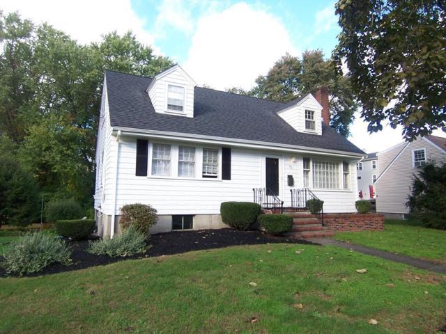 40 East Division Street, Braintree, MA 02184 (MLS #72410547) :: Keller Williams Realty Showcase Properties