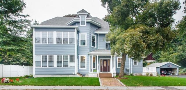 31 Rockland St, Wellesley, MA 02481 (MLS #72410578) :: Commonwealth Standard Realty Co.