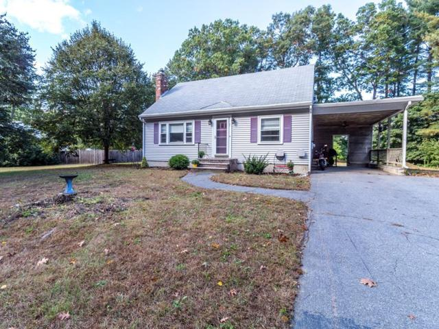 92 Warren Ave, Chelmsford, MA 01824 (MLS #72410665) :: Anytime Realty