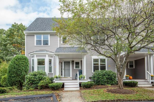 40 Hill Circle #40, Burlington, MA 01803 (MLS #72410841) :: EdVantage Home Group