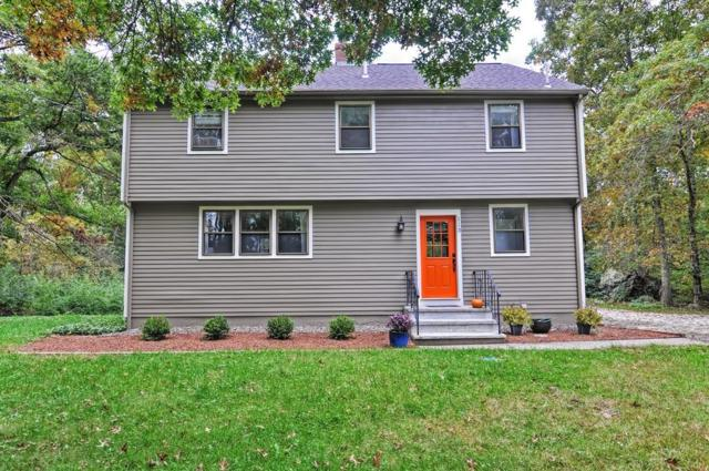 113 Rocky Hill Rd, Rehoboth, MA 02769 (MLS #72410880) :: Anytime Realty