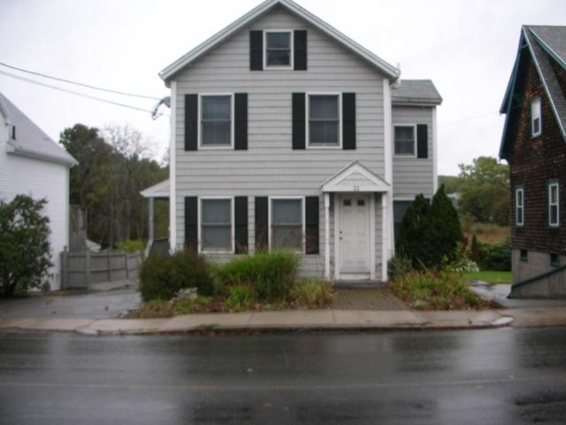 22 Bass Ave #3, Gloucester, MA 01930 (MLS #72411177) :: ALANTE Real Estate