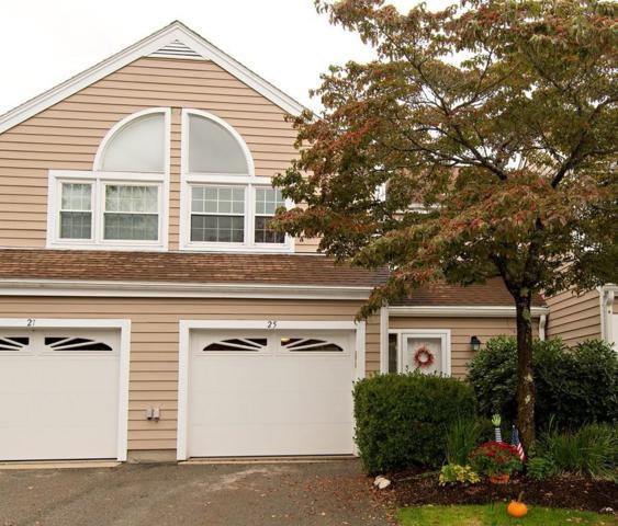 25 Clear Pond Drive #25, Walpole, MA 02081 (MLS #72411186) :: Keller Williams Realty Showcase Properties
