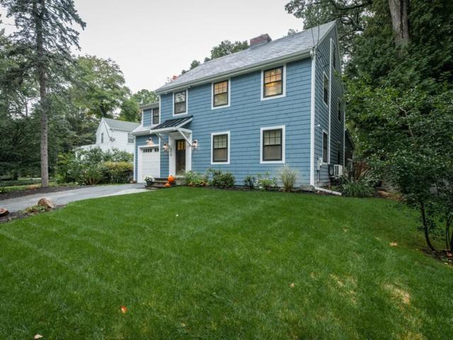 216 Quinobequin Rd, Newton, MA 02468 (MLS #72411276) :: ALANTE Real Estate
