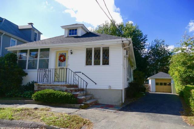 26 Ridgeway Street, Quincy, MA 02170 (MLS #72411309) :: Anytime Realty