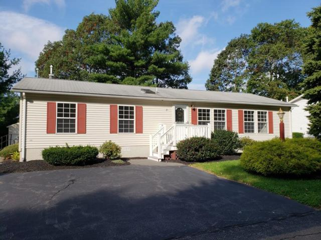 21 Country Dr., Bridgewater, MA 02324 (MLS #72411417) :: Local Property Shop