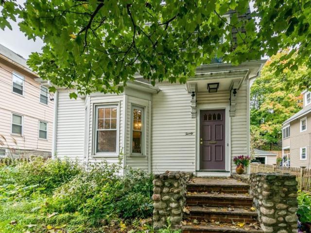 20 Gardenside St, Boston, MA 02131 (MLS #72411490) :: Commonwealth Standard Realty Co.