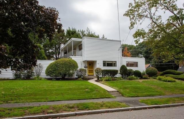 69 Burrell St, Melrose, MA 02176 (MLS #72411548) :: COSMOPOLITAN Real Estate Inc